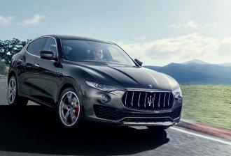 Maserati готви съперник на Porsche Cayenne Turbo S